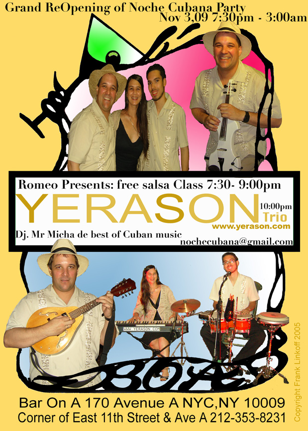 YeraSon New york orchestra