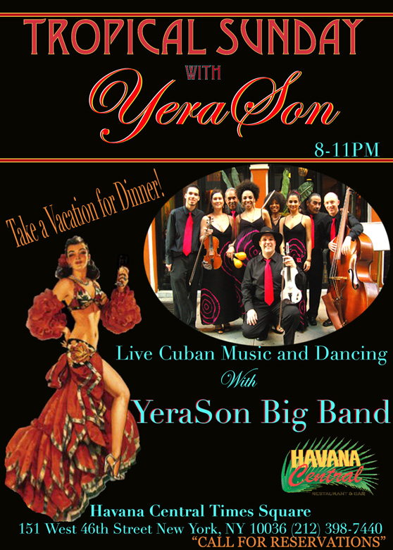 YeraSon Big Band